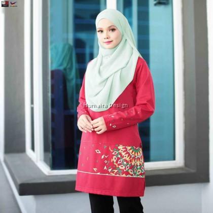 Tshirt Muslimah Humaira Erwina