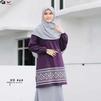 Tshirt Muslimah Humaira Atiqa (A)