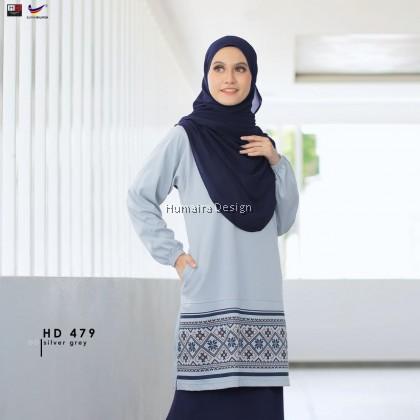 Tshirt Muslimah Humaira Atiqa (C)